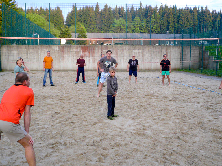 Trainingslager 2016 in Rabenberg